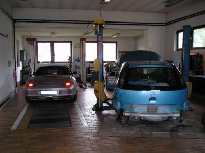 Autószerelő Sopron