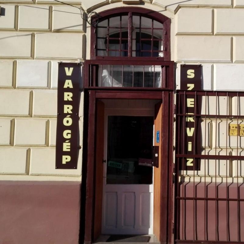 Varrógép szerviz és szaküzlet Pécs