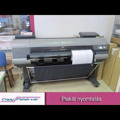 Plakát nyomtatás