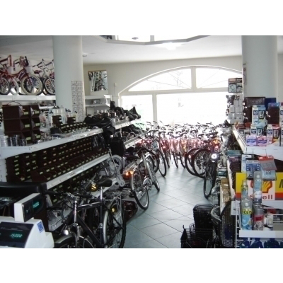 Elektromos kerékpár Kapuvár