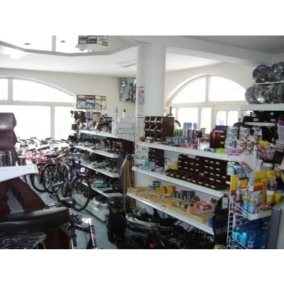 Kerékpáralkatrész Kapuvár