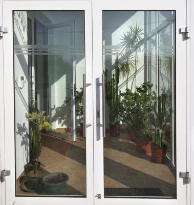 bejárati ajtó Pécs