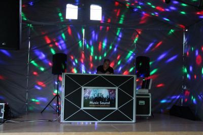 Falunap hangosítás, DJ falunapra