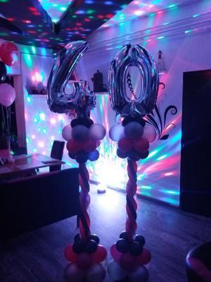 Születésnapra DJ, hangosítás, dekorvilágítás