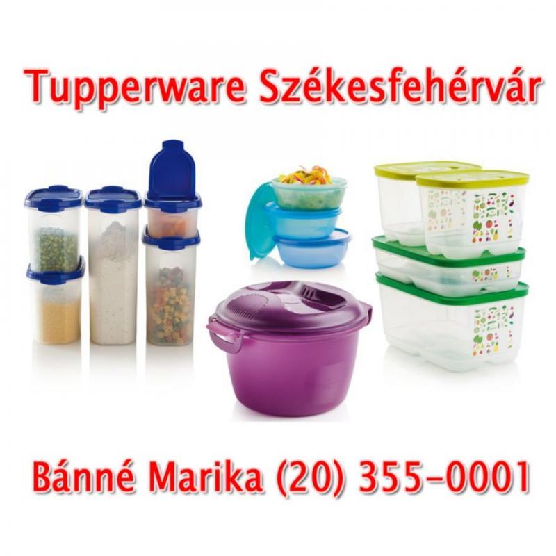 Bánné Marika - Tupperware Fehérvár