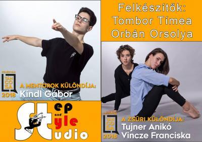 Eredményeink a Fehérvár Táncosa versenyen