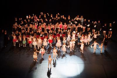 Évzáró táncgálánk a színházban