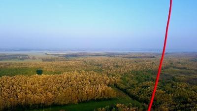 hőlégballon Fertő-tó