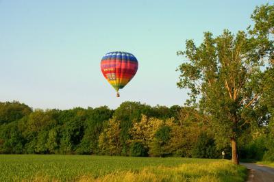 hőlégballon repülés Sopron