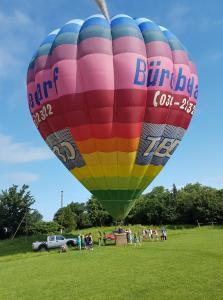 hőlégballon Sopron