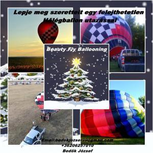 hőlégballon Sopron telefonszám