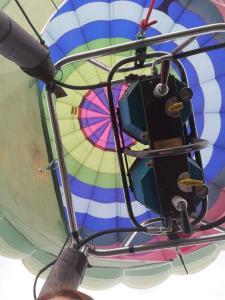 hőlégballon Sopron felett