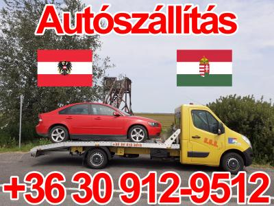 autószállítás Ausztria