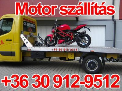 motor szállítás Ausztria